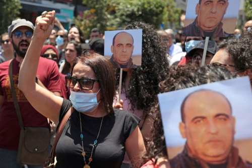 El asesinato de Nizar Banat significa que sólo hay una…