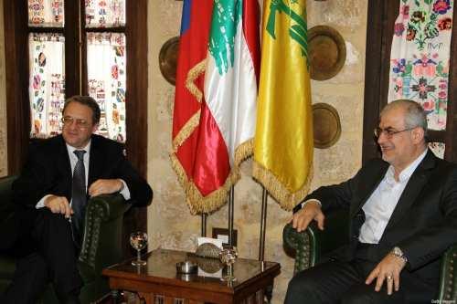 Una delegación rusa visita el Líbano con proyectos de construcción