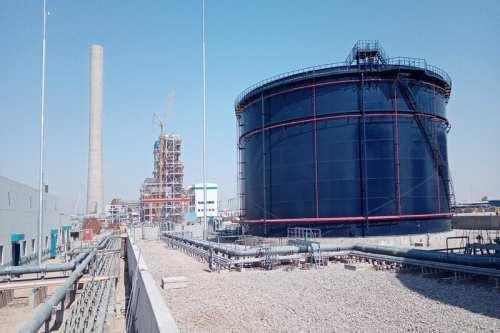 La nueva central eléctrica de Irak es objeto de un…