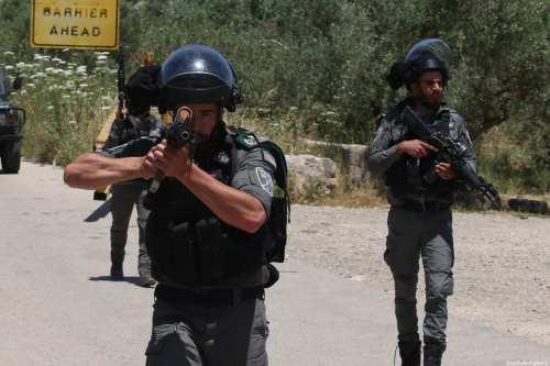 """Israel hizo un """"uso despiadado de la fuerza"""" contra los…"""