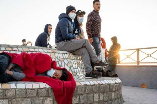 El asesinato racista de un marroquí provoca indignación en España