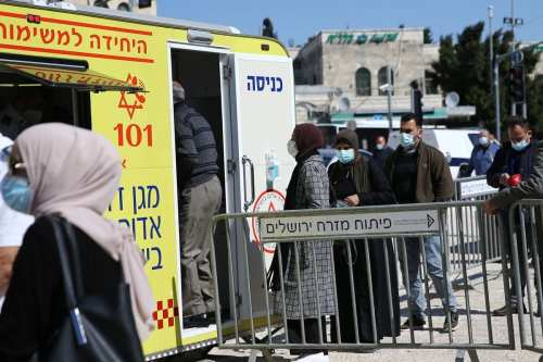 Covid-19: 300% más letal entre los ciudadanos árabes de Israel,…
