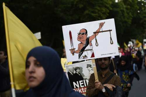 Informe: Egipto sigue siendo el quinto país con más ejecuciones…