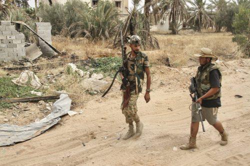 El ejército libio da a las milicias de Haftar hasta…