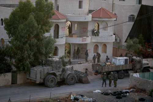 Israel destruye la casa de un preso dejando a su…