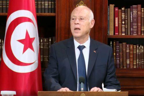 ¿Qué es el artículo 80 que el presidente de Túnez…