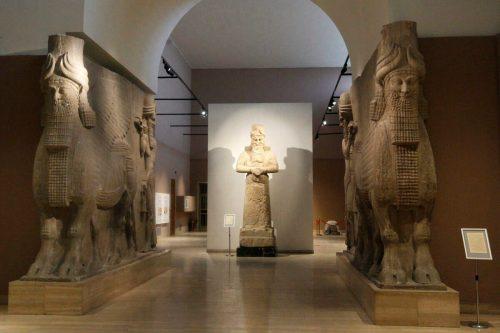 Estados Unidos devolverá a Irak unos 17.000 objetos antiguos saqueados