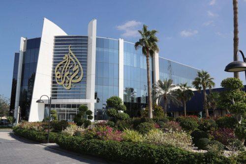 La televisión qatarí Al Jazeera vuelve a emitir en directo…