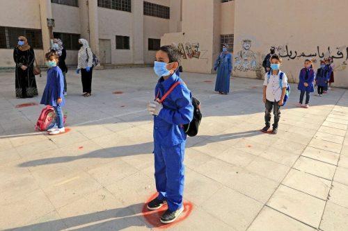 Jordania vacunará a los niños de más de 12 años…