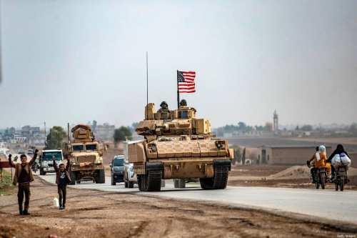 Ataque contra las fuerzas estadounidenses en Siria