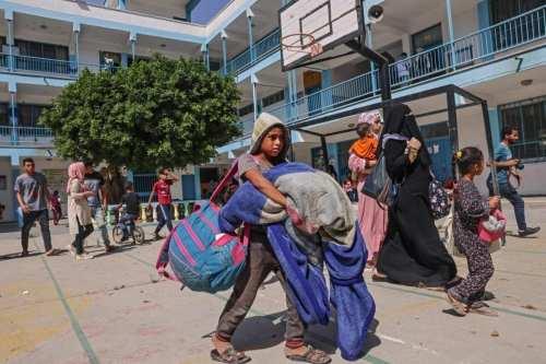 Israel estudia un sistema de vales para que la ayuda…