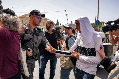 """Israel pretende demoler 100 viviendas para construir un """"parque bíblico"""""""