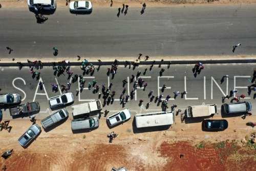 """Los sirios califican de """"asesinato en masa"""" el cierre del…"""