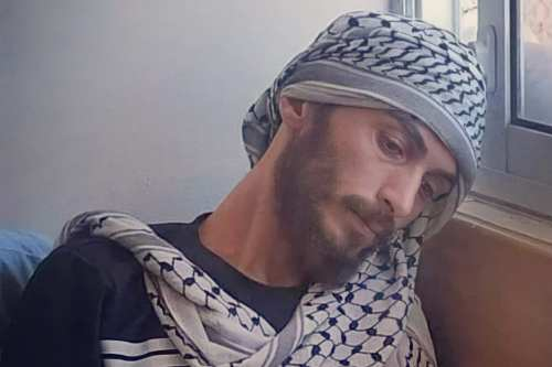 Un preso palestino entra en su 62º día de huelga…