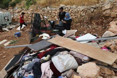 La UE notifica el desplazamiento por parte de Israel de…