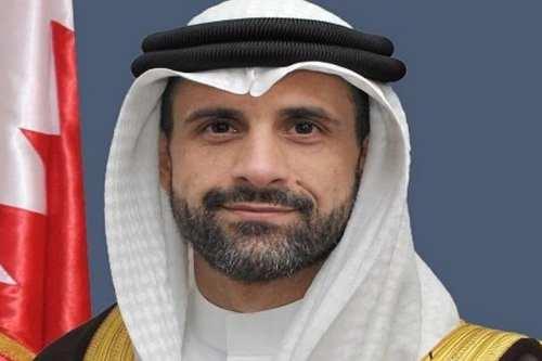 El rey de Bahréin felicita a su primer embajador en…