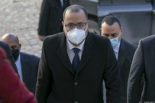 Agentes de seguridad egipcios estuvieron presentes cuando el primer ministro…
