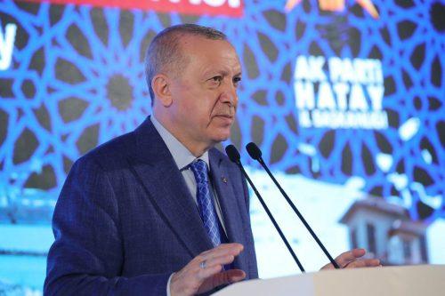 Erdogan: El regreso de los refugiados sirios a sus hogares…
