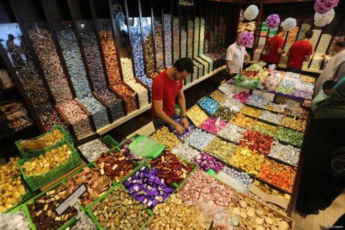 Israel confisca chocolate con destino a Gaza