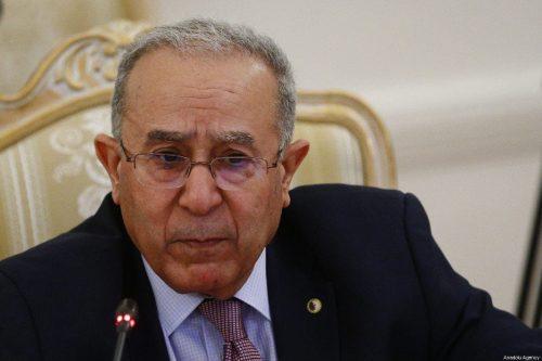 Argelia: El estatus de observador de Israel puede dividir a…