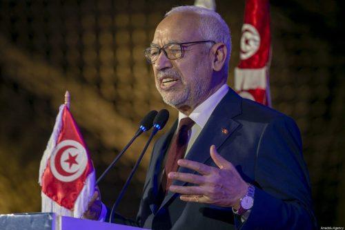 Ghannouchi nunca ha abandonado, ni abandonará Túnez, afirma un funcionario