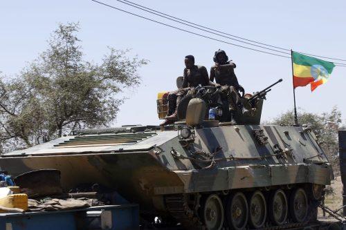 Los rebeldes de Tigray continúan sus incursiones y Etiopía pone…