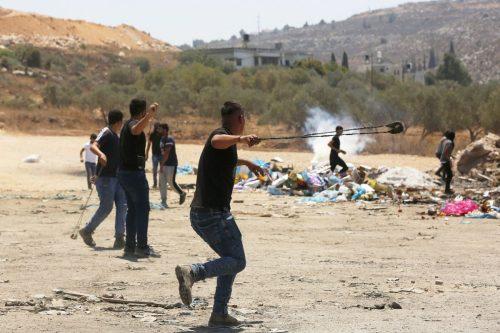 Los hombres palestinos tienen 36 veces más probabilidades de ser…