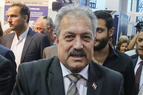 El presidente sirio pide al primer ministro Arnous que forme…