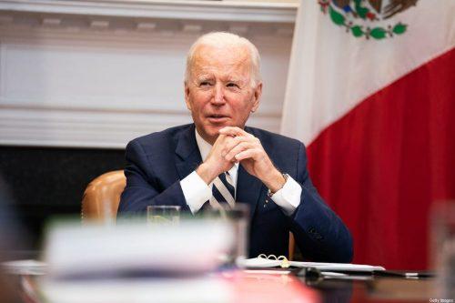 El presidente de Túnez recibe un mensaje de Biden