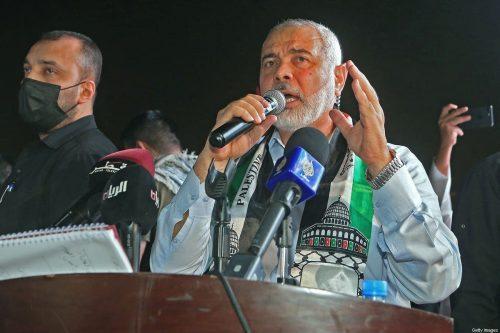 Hamás felicita a los talibanes por la liberación de Afganistán