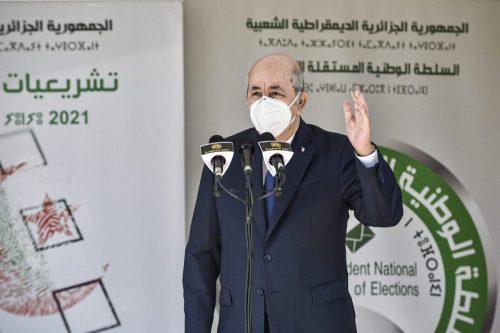 Argelia: el presidente confía en la iniciativa para resolver la…