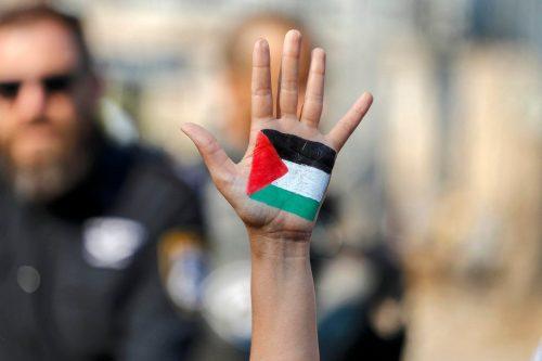 Una nueva generación de palestinos dirige una estrategia mediática diferente