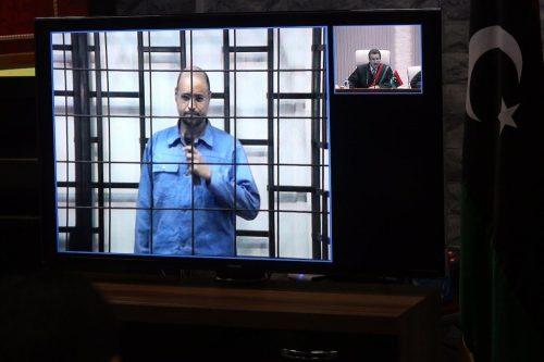 La Fiscalía Militar de Libia ordena la detención del hijo…