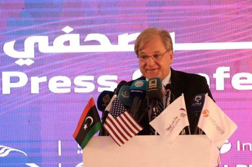 El enviado de EE.UU. para Libia se reúne con Haftar…