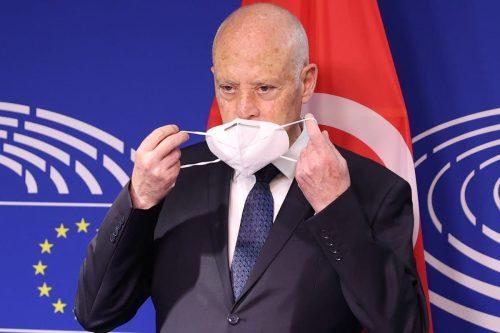 """Presidente de Túnez: """"Nunca retrocederemos, estamos decididos a escribir una…"""