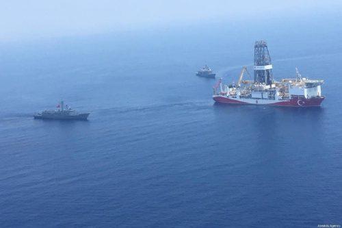 El vertido de petróleo en Siria se dirige a Chipre