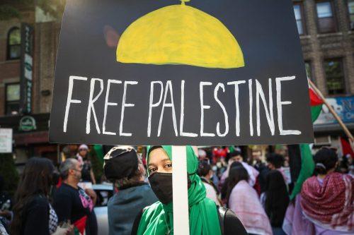 Los palestinos ya son libres; somos nosotros los cautivos del…