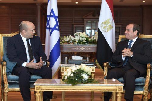 Al Sisi pide apoyo internacional a la mediación de Egipto…
