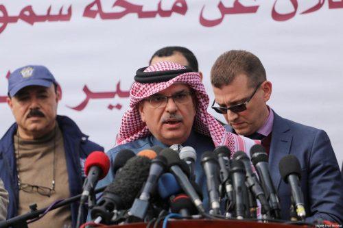 El embajador de Qatar anuncia la apertura total de los…