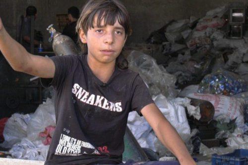 La lucha por ganarse la vida en Gaza comienza en…