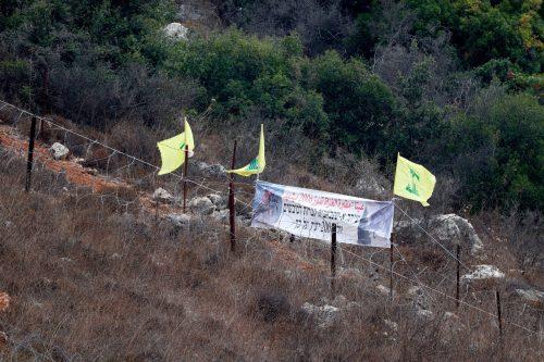 Israel en alerta en la frontera con el Líbano por…