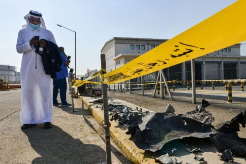 Ataque con misiles frustrado a la región petrolera saudí