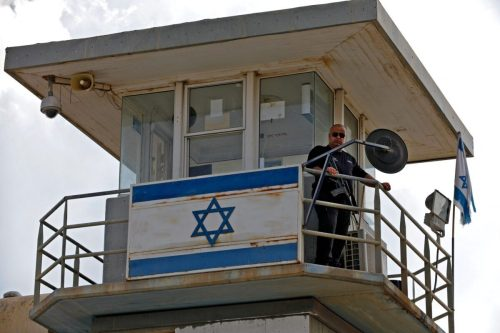 Capturados dos de los seis palestinos fugados