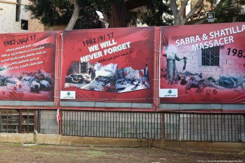 Reflexiones en el 39º aniversario de la masacre de Sabra…