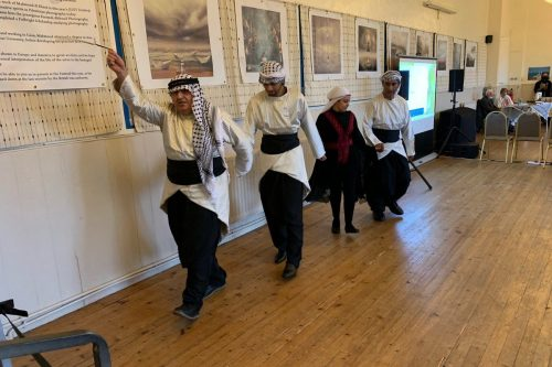 El primer Festival de Palestina en Escocia arranca con una…