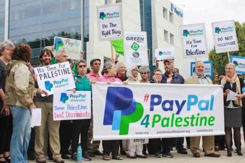 Los palestinos piden a PayPal que ofrezca servicios en Cisjordania…