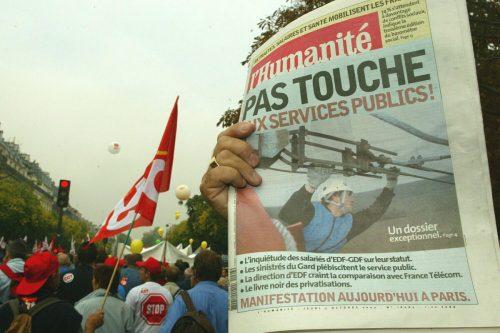 Marruecos demanda a un periódico francés por difamación en el…