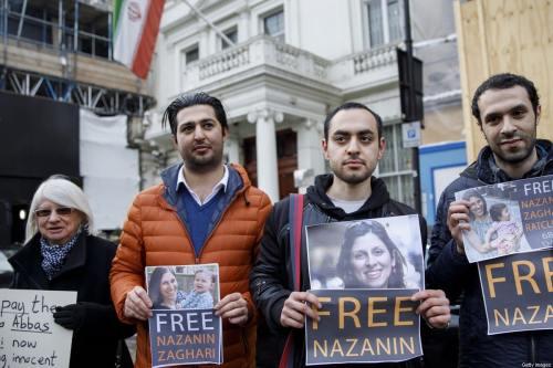 Un tribunal iraní confirma la pena de cárcel para una…