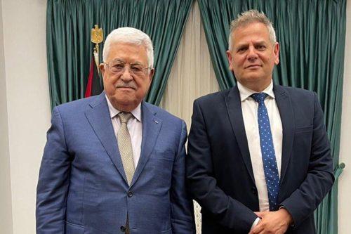 Las reuniones de Israel con la AP desestabilizan el gobierno…