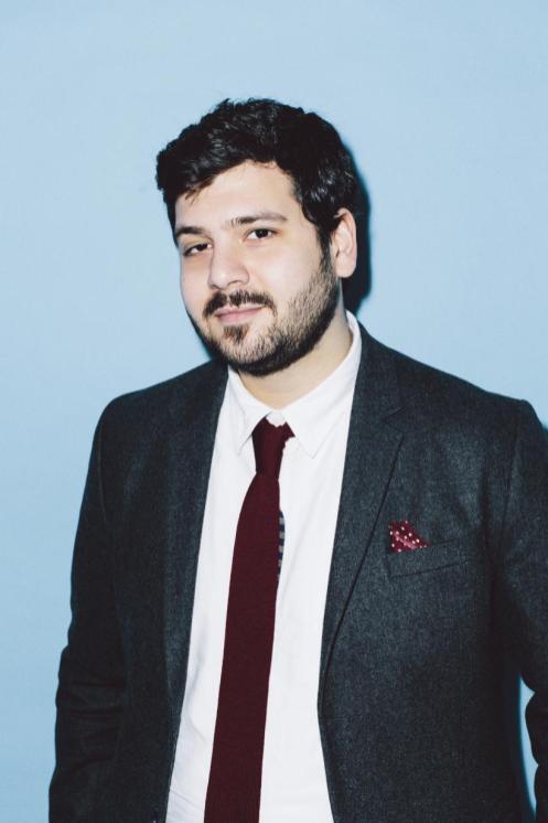 Omar Kholeif, foto por Eric T. White